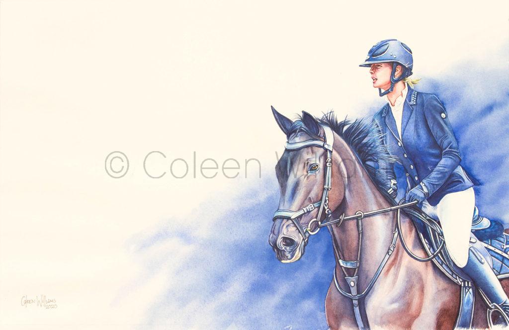 ColArt - Ivory - Horse